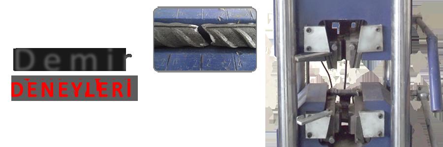 Demir çekme deneyleri